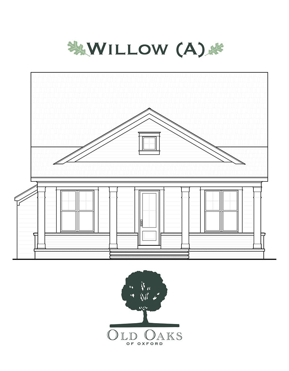 Willow Plan A